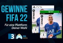 FIFA 22 Gewinnspiel